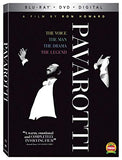 Pavarotti The Voice The Man The Drama The Legend (DVD/Blu-ray/Digital) 2 Pack Director Ron Howard Release Date 9/24/19