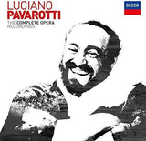 Pavarotti: Complete Operas Deluxe Box Set CD Boxed Set 101 Discs 2017 Release Date 12/01/17