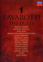 Pavarotti: The Duets Pavarotti & Friends Concert DVD 2008 DTS 5.1