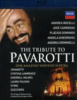 Pavarotti: Tribute To Pavarotti Memorial Concert 2008 (Blu-ray) 2009 DTS HD Master Audio