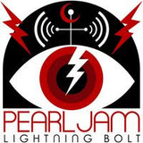 Pearl Jam: Lightning Bolt CD 2013 New Release