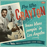 Pee Wee Crayton: Texas Blues Jumpin' In Los Angeles [Import] CD 2014 30 Tracks