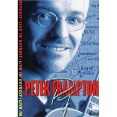 Peter Frampton: Live In Detroit 1999 Recorded in HD 16:9 DTS 5.1 DVD 2000