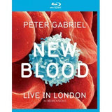 Peter Gabriel: New Blood-Live in London 2011 (Blu-ray) 2011 DTS-HD Master Audio