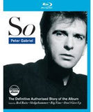 Peter Gabriel: So- MTV Generation Videos (Blu-ray) 2012 DTS-HD Master Audio