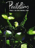 Phil Collins: Finally ...The First Farewell Tour 2004 DVD 16:9 DTS 5.1- 2 DVD Special Edition RARE  BUY NOW