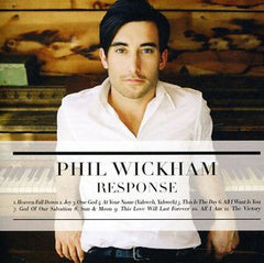 Phil Wickham: Response -Christian & Gospel CD 2011