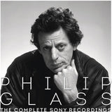 Philip Glass: The Complete Sony Recordings 24 CD Box Set Includes Glassworks 2016 10-28-16 Release Date