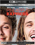 The Pineapple Express [4K Ultra HD + Blu-ray]  2016 03-01-16 Release Date
