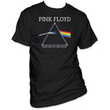"Pink Floyd: Dark Side Of The Moon Adult T-Shirt ""Band Licensed"" 100% Cotton Medium-XL"