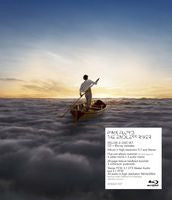 Pink Floyd: Endless River 2014 Deluxe 2-Disc Set CD+Blu-ray Audio Only DTS-HD Master Audio 96kHz 24bit 11-10-14 Release Date