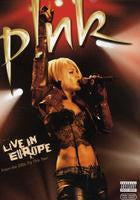 Pink: Live In Europe 2004 Manchester, England DVD 16:9 Dolby Digital 5.1