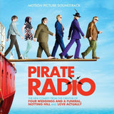 Pirate Radio (Original Soundtrack) (2PC) Various Artists 32 Tracks CD 2009 Release Date 11/10/09