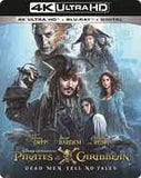 Pirates Of The Caribbean: Dead Men Tell No Tales (With Blu-Ray, 4K Mastering, Digitally Mastered , 2PC) 2017 10-03-17 Release Date