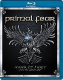 Primal Fear: Angels Of Mercy Live Germany  (Blu-ray) 2017 DTS-HD Master Audio