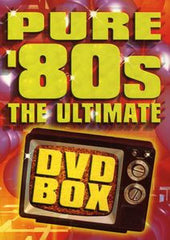 Pure 80's: Ultimate DVD Box Set / Various 3 DVD's 45 Hit Video's 2006 Digital Surround