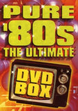 Pure 80's: Ultimate DVD Box / Various 45 Music Videos 3 DVD Deluxe Edition Dolby Digital Surround 2006
