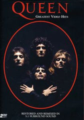 Queen: Greatest Video Hits 2 DVD Edition 2012 16:9 Dolby Digital