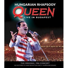 Queen: Hungarian Rhapsody Live in Budapest 1986 DVD 2012 16:9 DTS 5.1