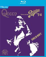Queen: Live At The Rainbow 1974 (Blu-ray) 2014 DTS-HD Master Audio 9-9-14 Release Date