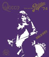 Queen: Live At The Rainbow 1974 DVD 2014 16:9 DTS-5.1 9-9-14 Release Date