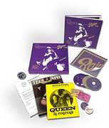 Queen: Live At The Rainbow 1974 2014 Super Deluxe Collector's Edition.2 CDs/DVD & Blu-ray DTS-HD Master Audio
