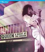 Queen: Night At Odeon Night At The Opera Tour 1975 (Blu-ray) 2015 DTS HD Master Audio 96kHz/24bit 11-13-15 Release Date