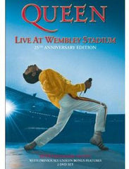 Queen: Live At Wembley 1986 Remastered Expanded Anniversary Deluxe  2 DVD Edition 2013 16:9 Dolby Digital 5.1