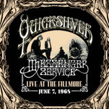 Quicksilver Messenger Service Live at the Fillmore June 7, 1968 Collectors Edition (2CD) 2013 Release Date 4/9/13