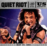 Quiet Riot: Live At US Festival 1983 CD-DVD Deluxe Edition 16:9 DTS 5.1 2012