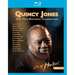 Quincy Jones: 75th B-Day-Live at Montreux 2008 (Blu-ray) 2009 DTS-HD Master Audio