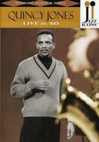 Quincy Jones: Jazz Icons 1960 DVD 2008
