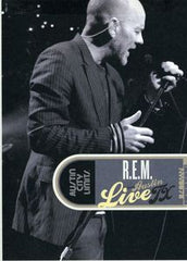 R.E.M. Live From Austin: Austin City Limits PBS Special Expanded Performance 2008 DVD 2010 16:9 DTS 5.1 72 Minutes