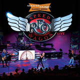 REO Speedwagon: Live On Soundstage Chicago Classic Series (CD/DVD) 2018 Release Date 9/21/18