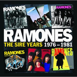 Ramones: The Sire Years 1976-1981 Boxed Set 6PC CD 2013 Release Date 10/29/13