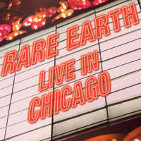 Rare Earth: Live In Chicago Arie Crown Theater 1974 CD 2014  Extended Versions Hits Like '(I Know) I'm Losing You' and 'Get Ready'