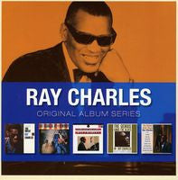 Ray Charles: Original Album Series 5 CD Edition 2012