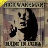Rick Wakeman: Made In Cuba Live Havana 2005 Limited Edition CD/DVD 2016 DTS 5.1 09-23-16 Release Date