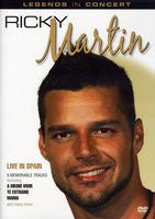 Ricky Martin: European Tour With A Difference Live In Spain 2011 DVD 2011 16:9 Dolby Digital 5.1