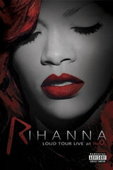 Rihanna: Rihanna Loud Tour Live At The O2 2011 (Blu-ray) 2012 DTS-HD Master Audio