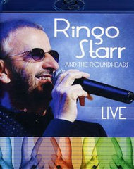 Ringo Starr & The Roundheads: Live Soundstage PBS Genesee Theatre Waukegan, Illinois 2011 DVD DTS 5.1 Audio RARE ONE LEFT NEW
