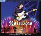 Rainbow: Memories In Rock Live In Germany 2016 Deluxe CD/Blu-ray Digipack 2016 DTS-HD Master Audio  11-18-16 Release Date