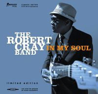 The Robert Cray Band: In My Soul CD 2014 04-01-14 Release Date