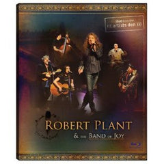 Robert Plant & The Band of Joy Live From The Artist Den 2011 (Blu-ray) 2012 DTS-HD Master Audio