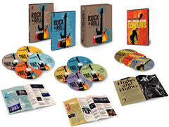 Rock And Roll Hall Of Fame In Concert 60's-80's (Boxed Set 11 DVD's) Time Life 2019 Release Date 9/3/19