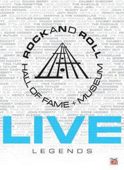 Rock And Roll Hall Of Fame Museum: Live Legends 2009 Induction Ceremony Concert 3 DVD Collection 2010 16:9 Dolby 5.1 46 Live Performances 516 Min