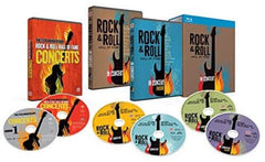Rock & Roll Hall of Fame: In Concert (Boxed Set 6 Blu-ray) DTS-HD Master Audio 5.1- 2.0 150 Live Perfomances  Release Date: 2/11/2020