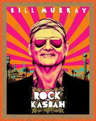 Rock The Kasbah: Bill Murray DVD 2016 16:9 DTS 5.1 02-02-16 Release Date