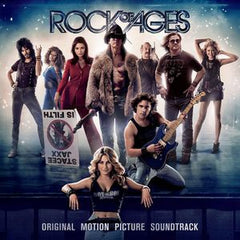Rock Of Ages: Original Motion Picture Soundtrack CD 2012 Songs by Def Leppard, Journey, Poison, Twisted Sister, Foreigner, Bon Jovi, Joan Jett,