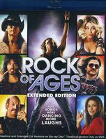 Rock of Ages: Theatrical Musical 2012 Ultraviolet  Digital -Blu-ray-DVD & Digital Copy 2013